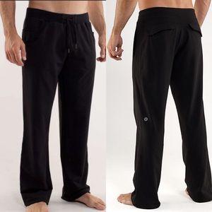 Lululemon Kung Fu Luon Pants Black